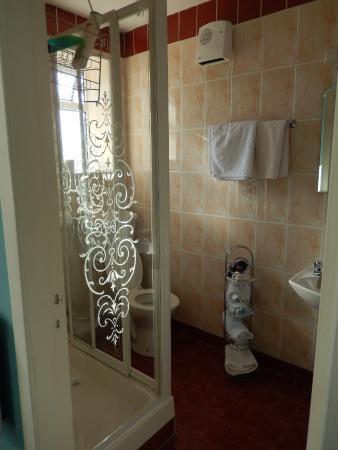 Boolteens, Irland: la salle de bain