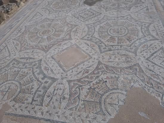 Pavimento con mosaico picture of area archeologica di for Pavimento con mosaico