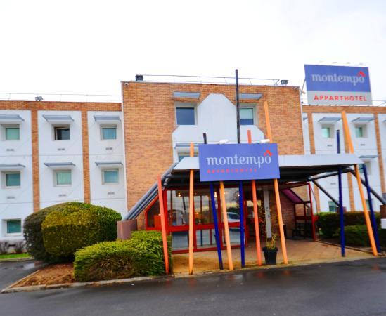 Montempo apart hotel Roissy CDG