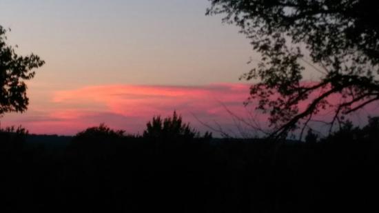 Mannford, Οκλαχόμα: Another beautiful sunset
