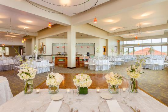 Hilton Ponce Golf & Casino Resort: Wedding Catering