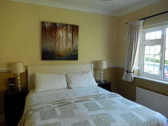 Rockmount House: une partie de la chambre