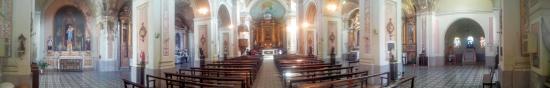 Magdalena, Argentina: Panorámica de la Iglesia