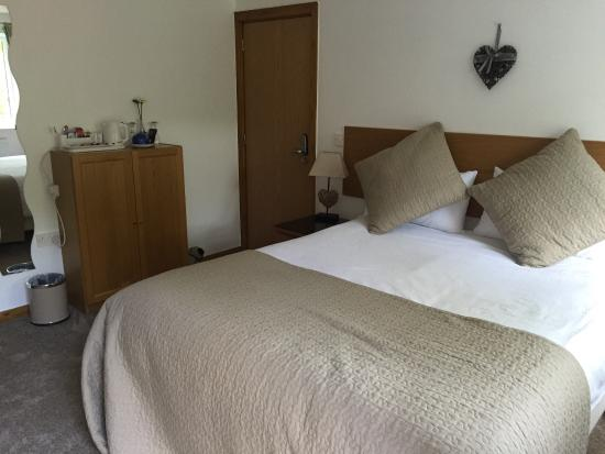 Fantastic bed and breakfast!! Room vyrnwy - excellent views!!