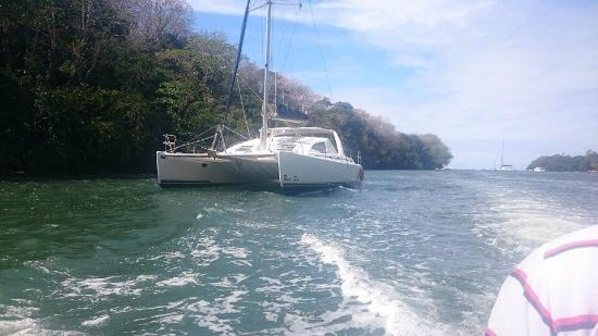Curepipe: Fanta sea catamaran