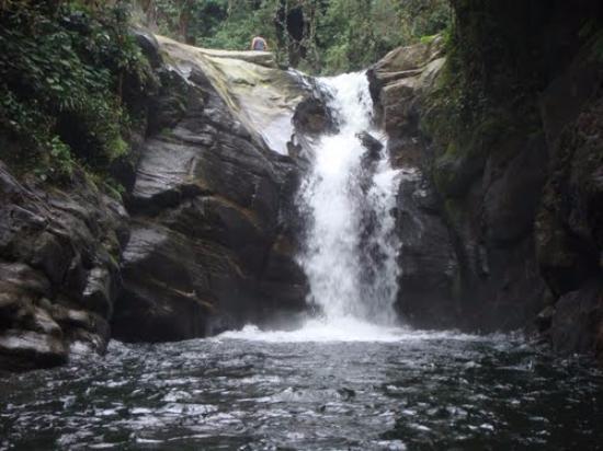 Cachoeiras de Macacu, RJ: Poço do Tenebroso