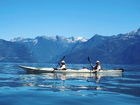 Surge Narrows, Kanada: Bute Inlet