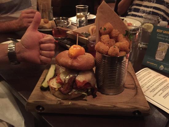 Twenty 6: Buffalo chicken sandwich