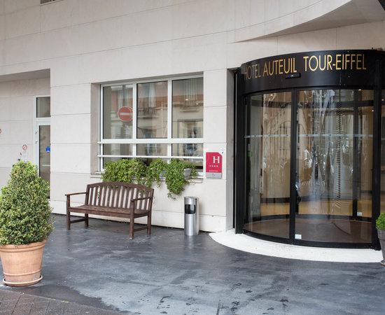 Photo of Hotel Hotel Auteuil Tour Eiffel at 8-10 Rue Felicien David, Paris 75016, France