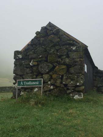 Bordhoy, Ilhas Feroe: Trollanes