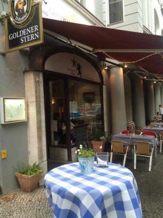 goldener stern berlijn restaurantbeoordelingen tripadvisor. Black Bedroom Furniture Sets. Home Design Ideas