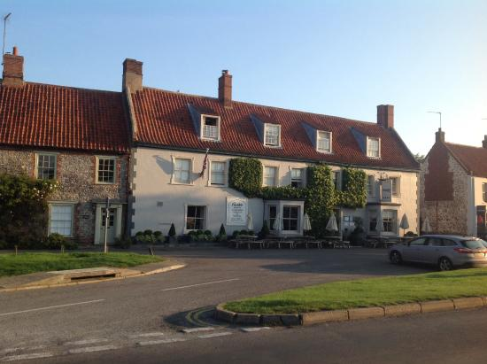 The Hoste: Tranquil hotel