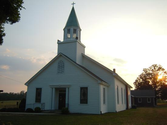 Church at Mount Pleasant