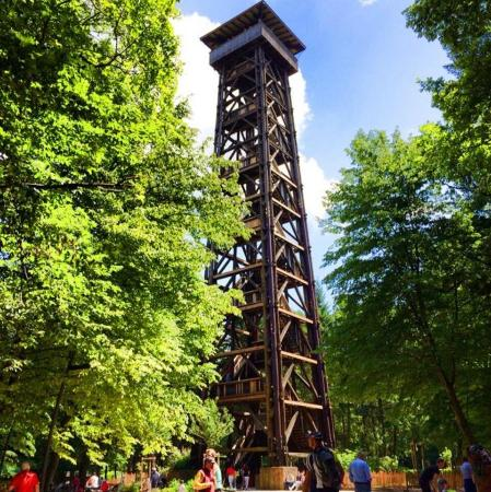 Goetheturm - Bild von Schmidt-Peccolo am Goetheturm ...