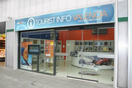 Tourist Info Valencia Joaquin Sorolla