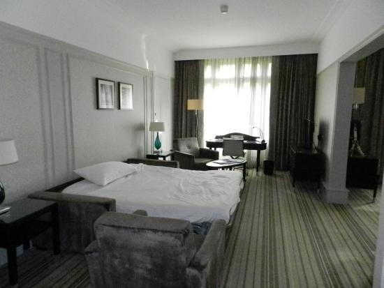 Balcony View Picture Of Paris Marriott Opera Ambassador