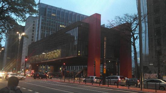 Museu De Arte De Sao Paulo Assis Chateaubriand Masp Museu De Arte De Sao