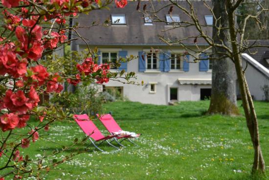 Villa de Vienne-en-Arthies