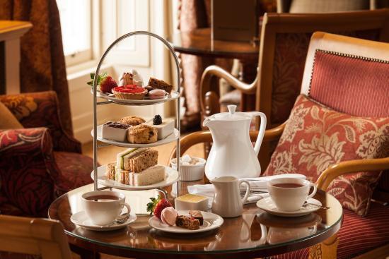 Tea Rooms In Inverurie