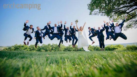 Bluff Point, NY: An Esperanza Mansion Wedding