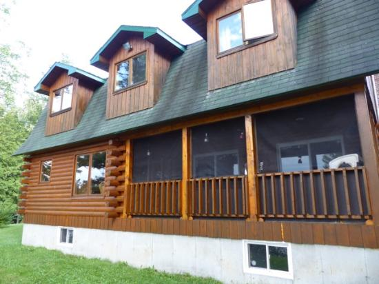 Country Haven Lodge & Cottages: cabin