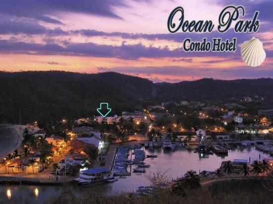 Ocean Park Condominiums: Ubicacion