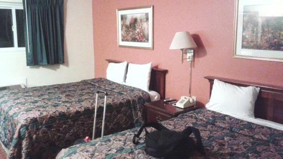 Bedford Motel : habitación