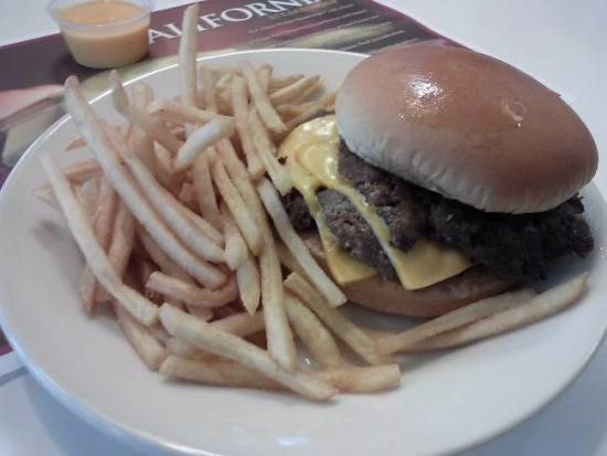 Steak 'n Shake: Steak N Shake Double cheeseburger Special