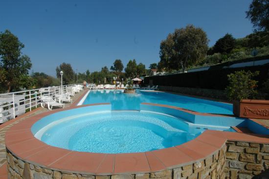 Camping Marino: Idromassaggio