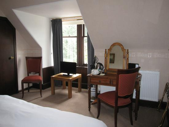 Dalrachney Lodge Hotel: Standard Super King Room