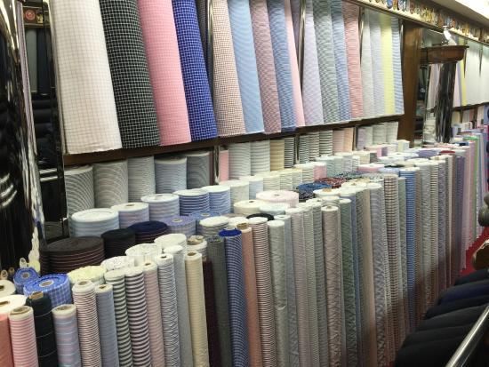 Rajawongse Clothier西服店