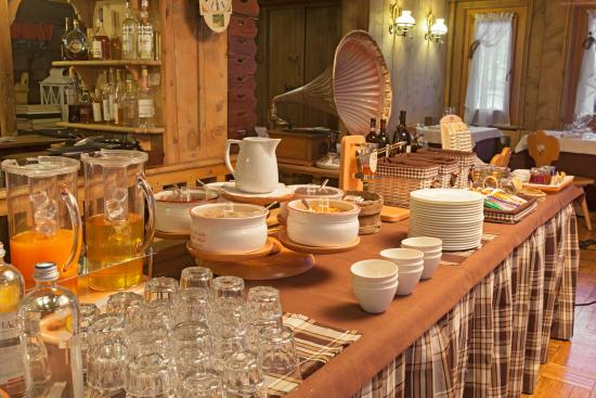 Hotel Camana Veglia: La nostra colazione a buffet