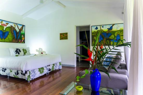 Hotel Quelitales: Suite Mariposas