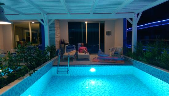 Privat Pool Og Terrasse Picture Of Sueno Hotels Deluxe Belek