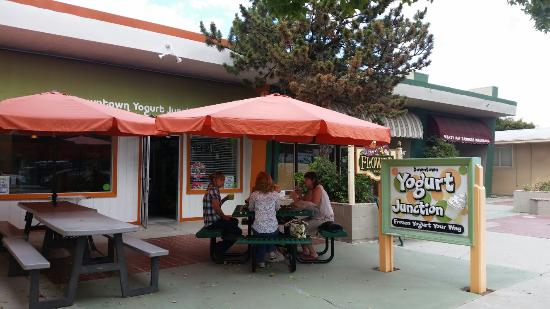 Downtown Yogurt Junction