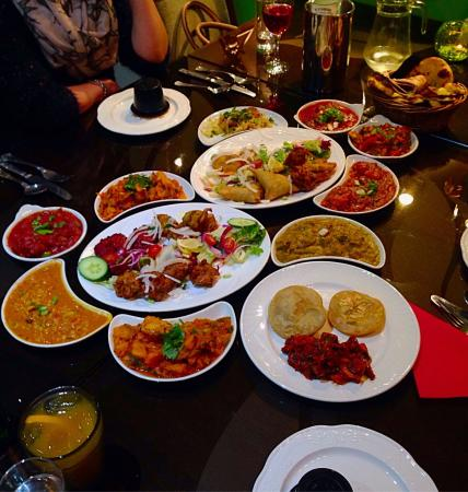 Delicious curry tapas picture of mint tapas bar and restaurant dundee tripadvisor for Cuisine bar tapas