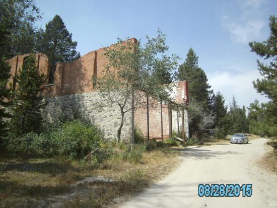 Description On Union Hall Picture Of Granite Ghost Town State Park Philipsburg Tripadvisor