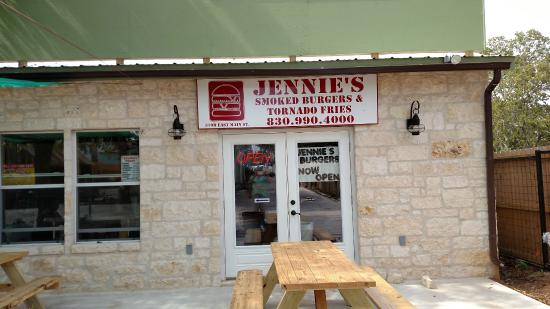 Jennie's Smoked Burgers