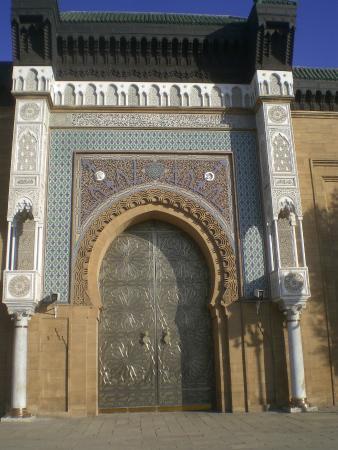 Casablanca, Marruecos: porta