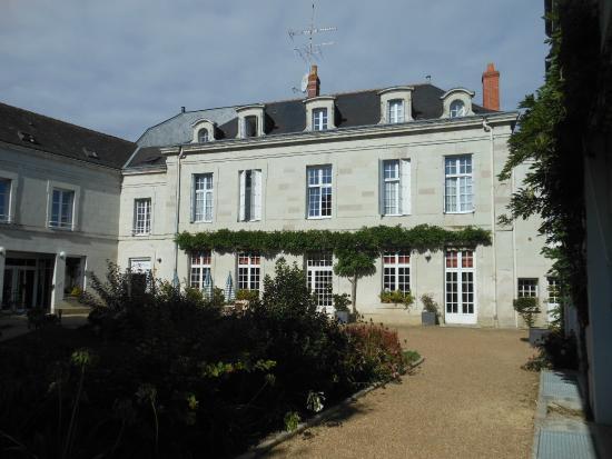 Saint-Martin-de-la-Place, Francia: Batiment principal (chambre confort)