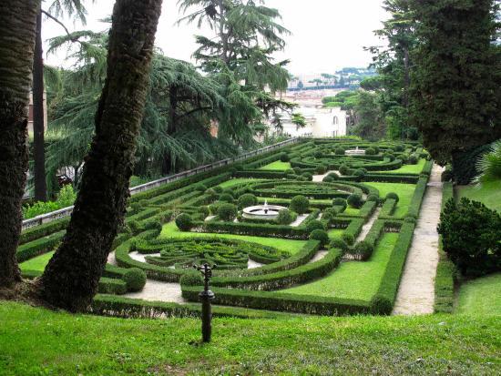 Storiaviva Viaggi: Giardini vaticani