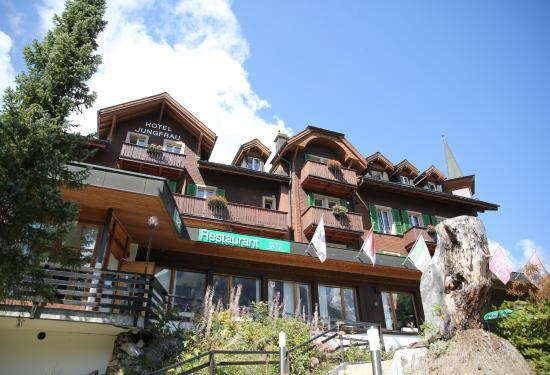 Hotel Jungfrau: Hotel