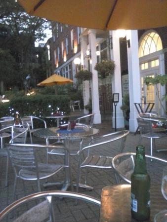 Coolidge Park Cafe at Hotel Northampton