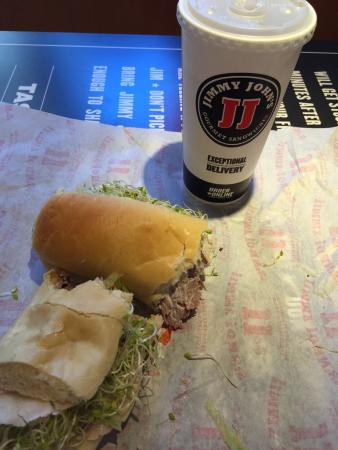 Photo of Sandwich Place Jimmy John's at 103 Marshall St, Syracuse, NY 13210, United States