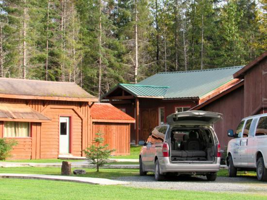 Gustavus, AK: Rec Room at Glacier Bay Country Inn