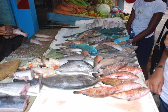 Bayahíbe, República Dominicana: Mercato di Higuey