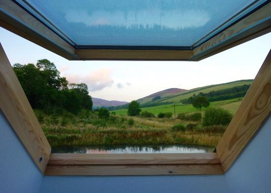 The Mill Bed & Breakfast: View from bedroom
