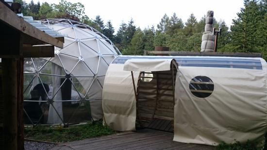 The Dome Garden Picture of Dome Garden Coleford TripAdvisor