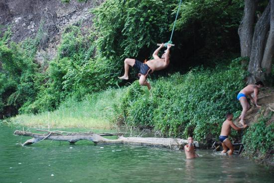 Bayahíbe, República Dominicana: Rio Chavon