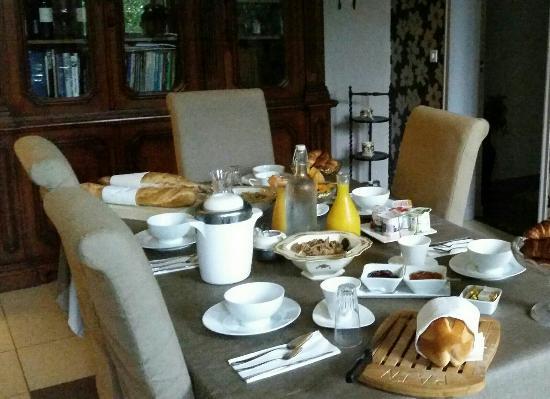 Alaigne, Francia: Chez Dyna